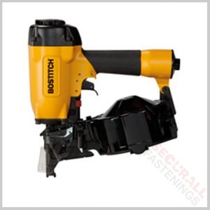 Bostitch 50mm coil nailer