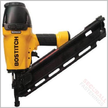 Bostitch f33 framing nailer