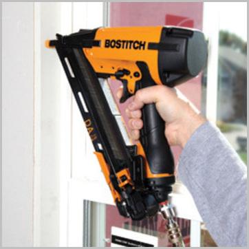 bostitch ireland 15 gauge finish nail gun