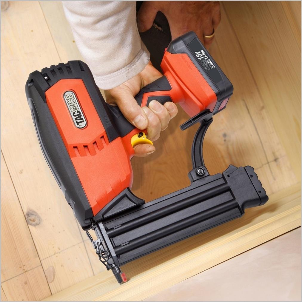 Tacwise 18g Cordless Nail Gun Securall Fastenings