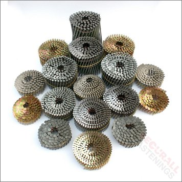coil nails for fencing