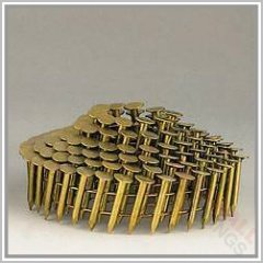 cone shaped coil nails