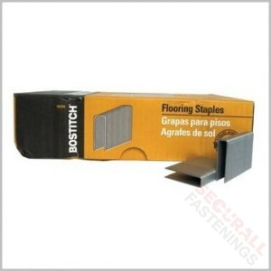 Bostitch flooring nailer stapler