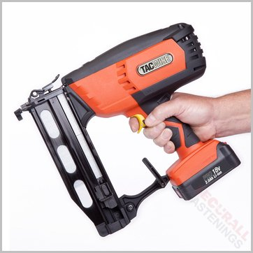 Tacwise 16g Angled Cordless Nail Gun