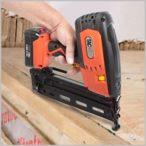 Cordless 16 Gauge Angled Nailers