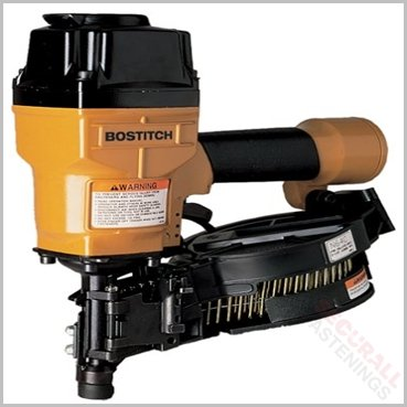 Bostitch N64099 1 E Coil Nailer Fencing Siding Securall