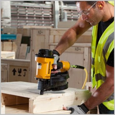 Bostitch N71c 1 E Coil Nailer 70mm Securall Fastenings