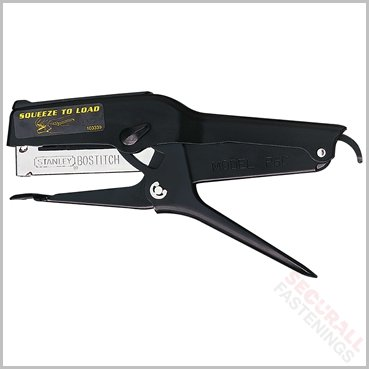 Bostitch P6C8 Heavy Duty Plier Stapler