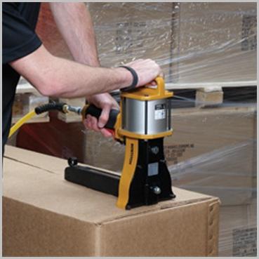 Bostitch SW9060 Air Carton Stapler Triple Wall Cardboard