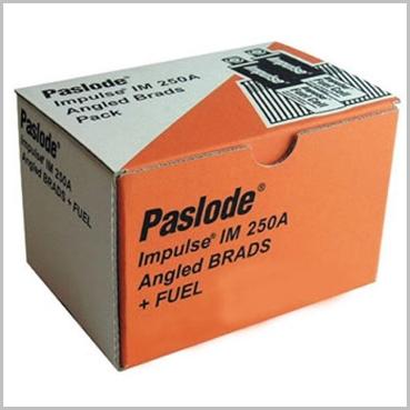 Paslode Cordless 16 Gauge Angled Finish Nailer IM65A