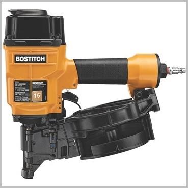 Bostitch 90mm Coil Nail Gun N89c 1p E Securall Fastenings