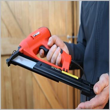 Tacwise Electric Angled Nail Gun 400els Securall