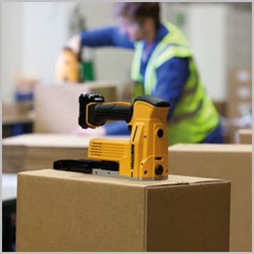 Cordless Carton Closing Stapler Bostitch Dsa 3519 U