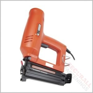 electric stapler and nailer