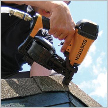... Bostitch Roofing Coil Nail Gun RN46K 1 E ...