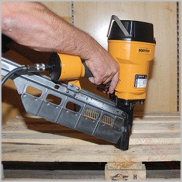 Bostitch Brt 130mm Strip Framing Nailer Securall Fastenings
