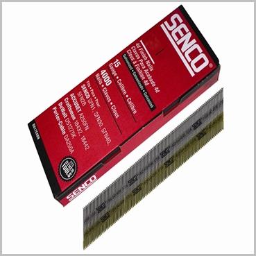 15 Gauge Da Senco Finish Nails Stainless Steel For Cedar