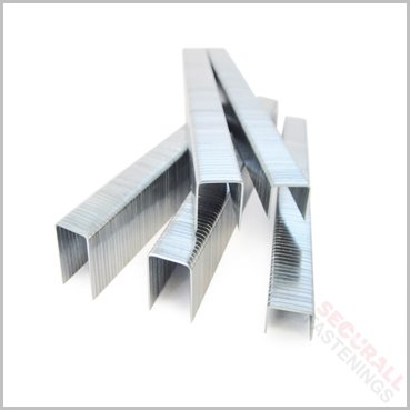 Tacwise 140 Series Staples Galvanised Securall