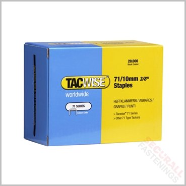 tacwise 71 upholstery staples