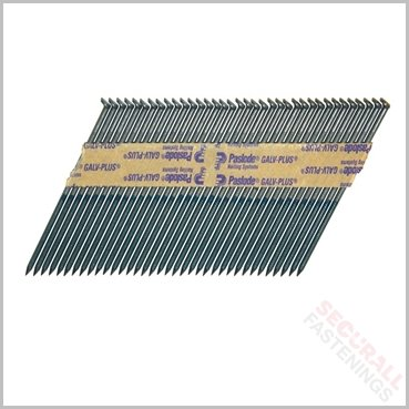 paslode im360ci 90mm smooth brite framing nails fuel pack