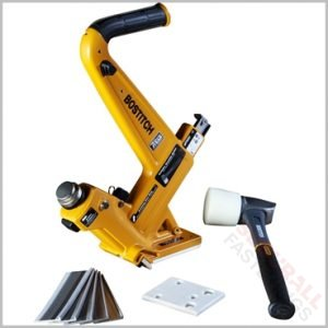 Flooring Staplers and Nailers