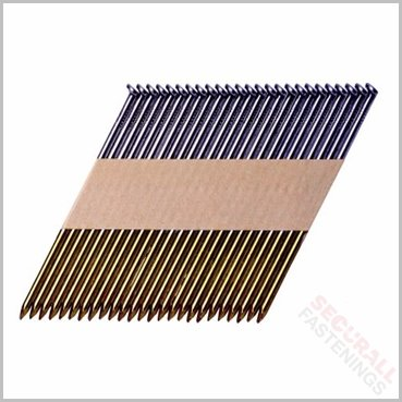 Paper Tape Strip Framing Nails Gas Packs 34 Degree Paslode