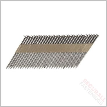 Stainless Steel Paper Strip Framing Nails For Cedar Wood