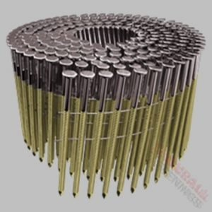 wire weld coil nails