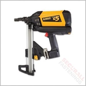 DeWalt Gas Concrete Steel Nailers