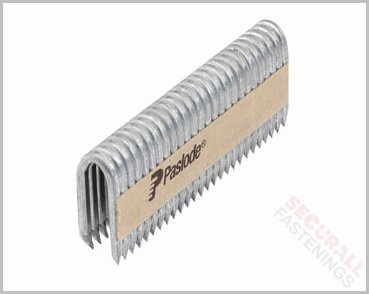 staples for fencing stapler