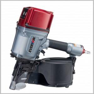 Everwin PN100 100mm Coil Nailer Nail Gun