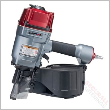 Everwin PN80 80mm Industrial Coil Nailer Nail Gun