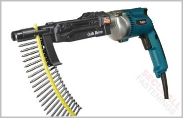 Simpson Quik Drive Screw Driver Auto Feed System