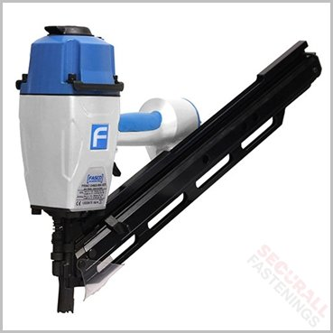 The Fasco 33 Degree Air Strip Nailer For Paperstrip Nails