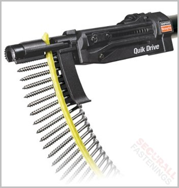 quick drive screws gun