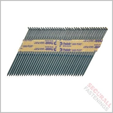 Paslode IM360Ci 63mm Ring Brite Framing Nails Fuel Pack