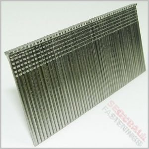 16 Gauge 63mm Stainless Steel Straight Brad Finish Nails