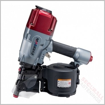 Everwin FCN90L 90mm Construction Coil Nailer