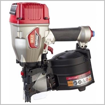 Max CN890F 90mm Coil Nailer