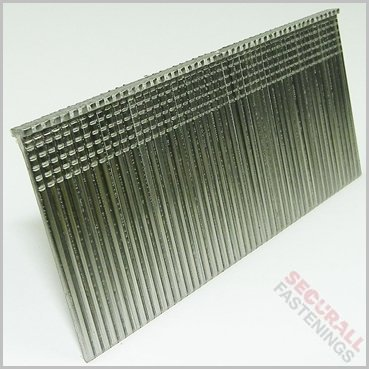 16 Gauge 50mm Stainless Steel Straight Brad Finish Nails