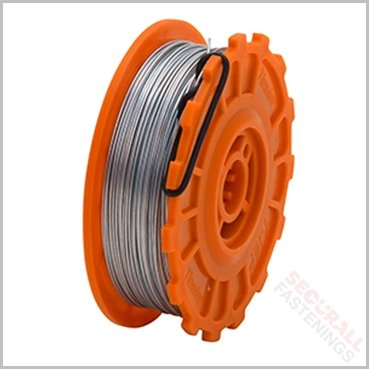 Tie Wire for Rebar Machines