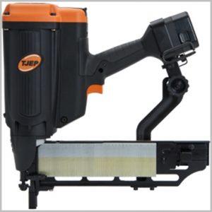TJEP PQZ-75 Heavy Duty Wire Corldess Gas Stapler