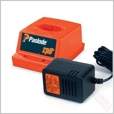 paslode gun charger orange