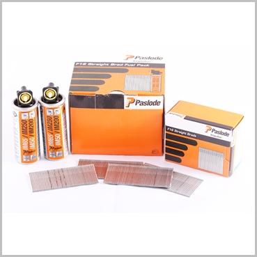 Paslode 16 Gauge 38mm Brad Nail Fuel Pack IM65 921589