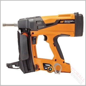 Pulsa 800P Cordless Gas Nailer Fixing Drywall