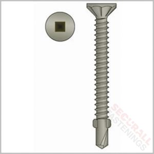 Quik Drive CBSDQ Collated Screws