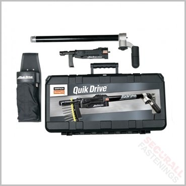 Quikdrive QDPRO64E Professional Screw Gun
