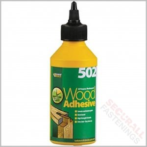 Everbuild 502 Weatherproof Wood Glue