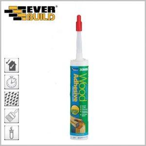 Everbuild Lumberjack 30 minute Polyurethane Wood Adhesive Glue