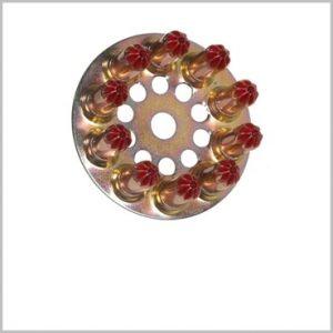 Spit Red Disc Bullets P370